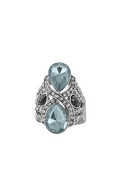 Erica Lyons Black Diamond Ring - Belk.com