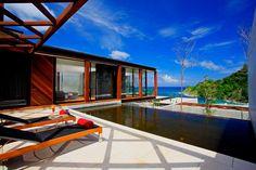 The Naka Phuket Resort & Villas, at Nal Yae beach, Phuket, Thailand.
