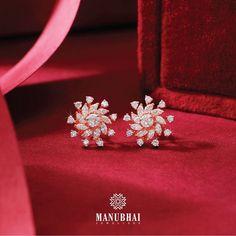 Manubhai Jewellers, Diamond Jewelry, Diamond Earrings, Jewelry Collection, Brooch, Jewels, Diamond Studs, Brooch Pin, Diamond Jewellery