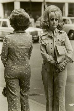 In later years, Fiona and Treena wouldn't even acknowledge the other when they passed on the street.