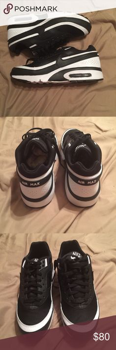 Womens (Youth) Nike Air Max BW (GS)*NEW* BRAND NEW! SIZE CHART Womens - Youth 8.5 - 7Y 8 - 6.5Y 7.5 - 6Y 7 - 5.5Y 6.5 - 5Y 6 - 4.5Y Nike Shoes Athletic Shoes