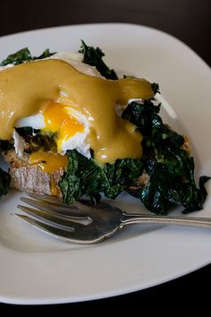 Eggs for Breakfast: Eggs Toscana and a Giveaway! •The Domestic Front