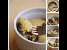 Cookie de Microondas