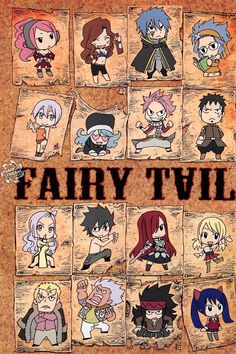 Fairy Tail 365 - Page 5 - Manga Stream