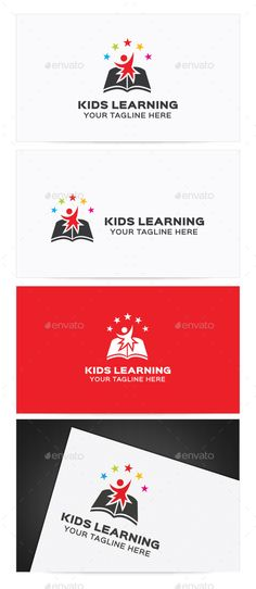 Buy Kids Learning Logo by himoo on GraphicRiver. Kids Learning Logo Re sizable Vector EPS and Ai PSD Color customizable Fully editable Free font used: http. Learning Logo, Kids Learning, Language Logo, Kids Dance Classes, Wedding Logos, Wedding Film, Dance Logo, Academy Logo, Logo Simple