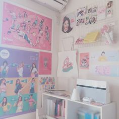 🌟 💛 home asian room dream outfit wedding forgirls caseiro forkids black Room Ideas Bedroom, Bedroom Decor, Room Ideias, Army Room Decor, Kawaii Room, Aesthetic Room Decor, Kpop Merch, Dream Rooms, Room Themes