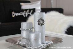 Aalto vati ja kynttilät Hanna's PowderRoom Blog