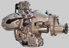 Good Engine Of Motorcycle