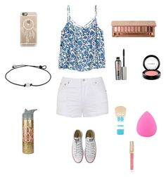 """"" by soccer-tumblr ❤ liked on Polyvore featuring Ally Fashion, Converse, Casetify, Urban Decay, Benefit, Maybelline, Zodaca, MAC Cosmetics and Stila"