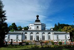 Jabłonna, Poniatowski's Palace 1775-79, Dominik Merlini