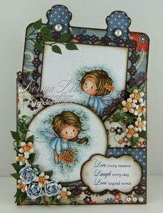 From My Craft Room: Criss Cross Cards