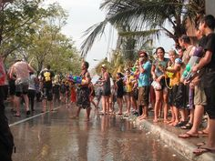 Happy Songkran Festival :D