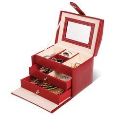 Jewelry Accessories Box Organizer 6 Drawers 8 x 45 x 55 inches