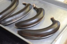 Quick Tip – How to quickly ripen bananas