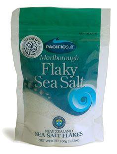 New Zealand Sea Salt