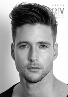 See American Crew Australia 2014 All Star Challenge - all the latest professional men's hairstyle photos are showcased at FashionBeans. Find your perfect style and print it out so you can show it to your stylist and get the cut you really want. Top Hairstyles For Men, Mens Modern Hairstyles, Cool Mens Haircuts, Boy Hairstyles, Hairstyle Man, Men's Haircuts, Popular Hairstyles, Pompadour Hairstyle, Haircut Men