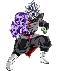 I am going to have my perfect utopia! You're not going to get in my way! You're going to pay for this! Pay for what you've done! You all will repent for your sins! Repent of your arrogance! Anime Manga, Anime Guys, Anime Art, Dragon Ball Z, Zamasu Fusion, Dragon Super, Z Warriors, Dbz Characters, Dragon Images