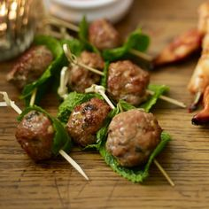 Delicately spiced Vietnamese pork balls made delicious party food that's packed with flavour and easy to pass round at a drinks party Pork Recipes, Asian Recipes, Cooking Recipes, Healthy Recipes, Ethnic Recipes, Budget Cooking, Oven Recipes, Vegetarian Cooking, Easy Cooking