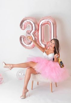Pink Adult Tutu with gold glitter ribbon for waist 35 Etsy 30th Birthday Ideas For Women, 30th Birthday Parties, Halloween Birthday, 30 Birthday, Halloween Parties, Birthday Quotes, 30th Birthday Decorations, Halloween Ribbon, Thirty Birthday