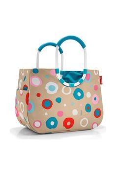 Reisenthel Shopping loopshopper L funky dots1