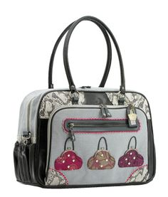 Spencer And Rutherford Handbags Baby Carry All Bag Jaime Muse