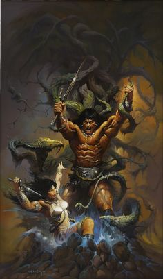 Conan - Ken Kelly'