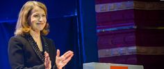 Skoll Sally Osberg, CEO of the Skoll Foundation and Leader of the Social Entrepreneurs...