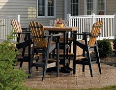 Breezesta Patio Furniture - Bar Collection at THE BBQ SHOP