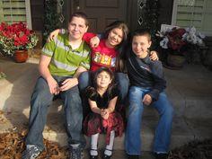 Grandchildren-Sarah,Brandt,ty,Emmalea