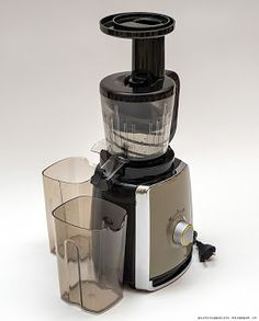 Klarstein Sweetheart Slow Juicer 150W | Blog | Pinterest
