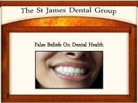 Wrong Beliefs On Dental Health