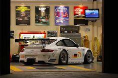 Dream garage? Yes, yes...