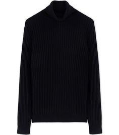 ShopBazaar A.p.c. Madelaine Turtleneck Sweater MAIN