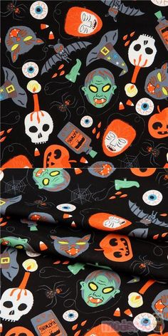 Noir Kitty Junior Forme Halloween Ballon Plat