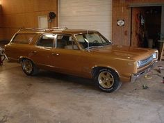 1967 AMC Rambler Rebel 770 Cross Country Wagon