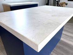 Concrete Countertops Colors, Diy Countertops, Painting Countertops, Outdoor Countertop, Industrial Kitchen Design, Concrete Kitchen, Kitchen Remodel, Kitchens, Bbq Island