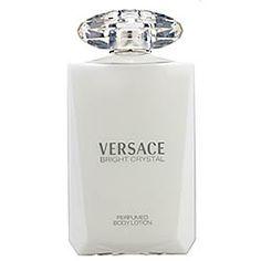 Versace - Bright Crystal Body Lotion  #sephora