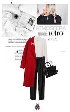 """""""Bossing"""" by miss-milika ❤ liked on Polyvore featuring Frame Denim, Thom Browne, Marc Jacobs, Fendi, Nadri, Casetify, GE and Chanel"""