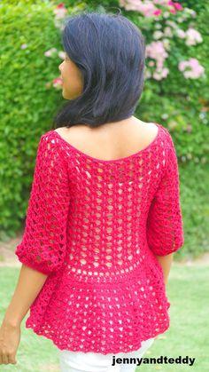 Beginner Crochet Tutorial, Crochet For Beginners, Easy Crochet, Crochet Lace, Free Crochet, Crochet Instructions, Christmas Crochet Patterns, Crochet Stitches Patterns, Crochet Designs