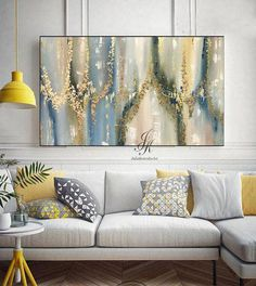 Extra large wall art, dark abstract painting, pallet knife, oil painting, l Simple Oil Painting, Oil Painting Abstract, Abstract Wall Art, Living Room Designs, Living Room Decor, Bedroom Decor, Large Canvas Art, Extra Large Wall Art, Decoration
