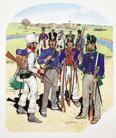 Mexican army during Texas Revolution