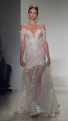 New York Bridal Fashion Week October 2015 Part 4 — Maggie Sottero, Yumi Katsura, Julie Vino, Pronovias, Eve of Milady | Wedding Inspirasi