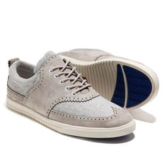 Powell Nubuck Shoes