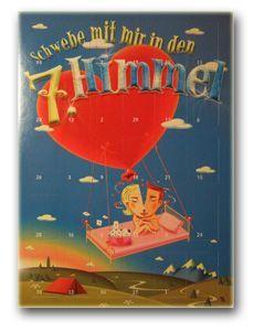 Verschenken Sie diesen romantischen Partnerkalender an Ihren Liebsten. 30 wundervolle Liebesweisheiten und Ratschläge. Begeben Sie sich auf Wolke 7. Partner, Valentine Gift For Him, Calendar