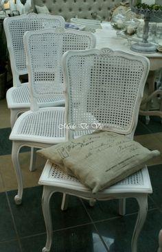 W promocji Od Ręki krzeseł 6 - Nasze meble - Nasza galeria - Mode De Vie
