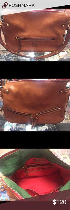 Dooney & Bourke Tan Handbag Excellent condition, any questions, please ask. Dooney & Bourke Bags