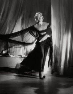 Marlene Dietrich: The Last Goddess: Studies in Light and Dark