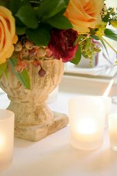 Gorgeous vintage style urn