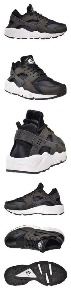 abc0598b00061  366 - Nike Air Huarache Run Women s Shoes Black Black-White 634835-006 (12  B(M) US)  shoes  nike  2015