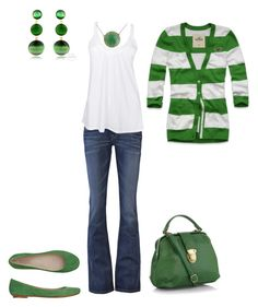 St. Patrick's Day by jessicab923 on Polyvore featuring Hollister Co., Fresh Laundry, Kasil, Toast, Red Herring, Cuteberry and Zoë B. Ltd